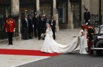 Kate Middleton & McQueen | The Royal Dress